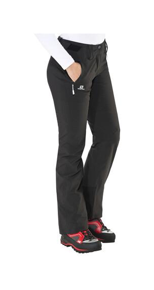 Salomon Iceglory - Pantalon Femme - noir